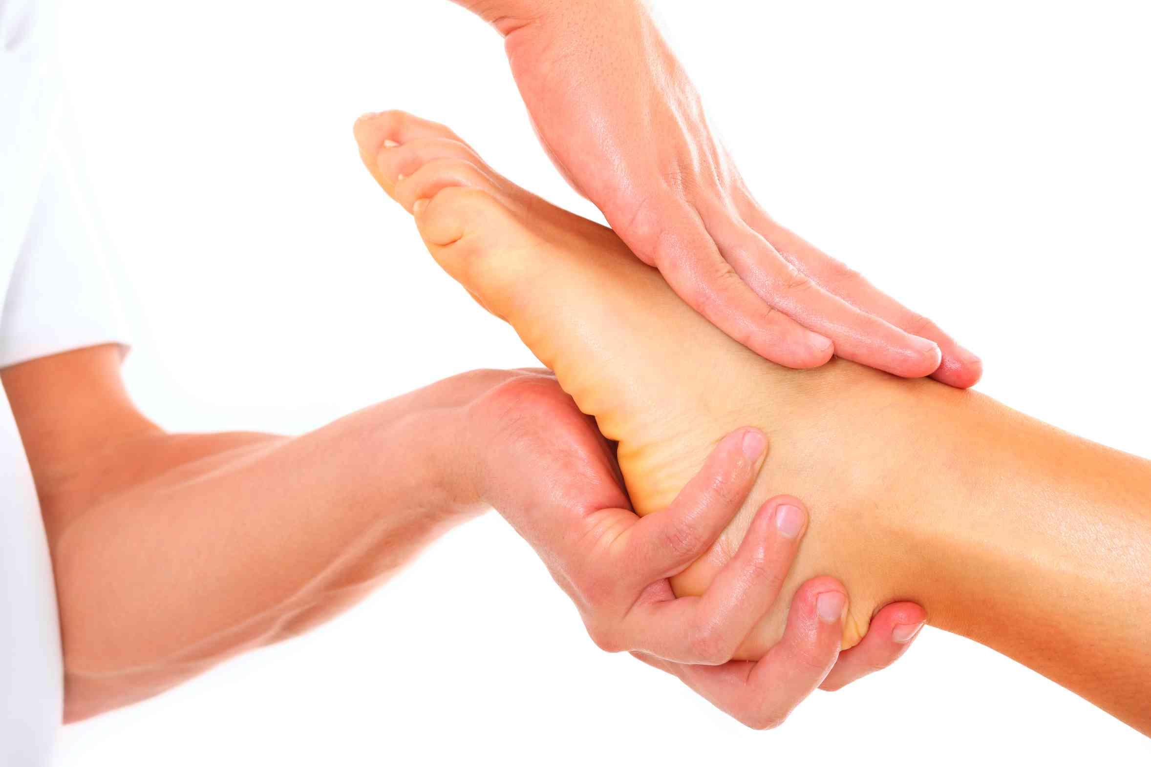Tratamientos para el cuidado de los pies