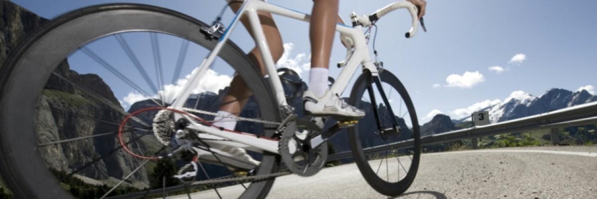 Mejora tu técnica montando en bicicleta