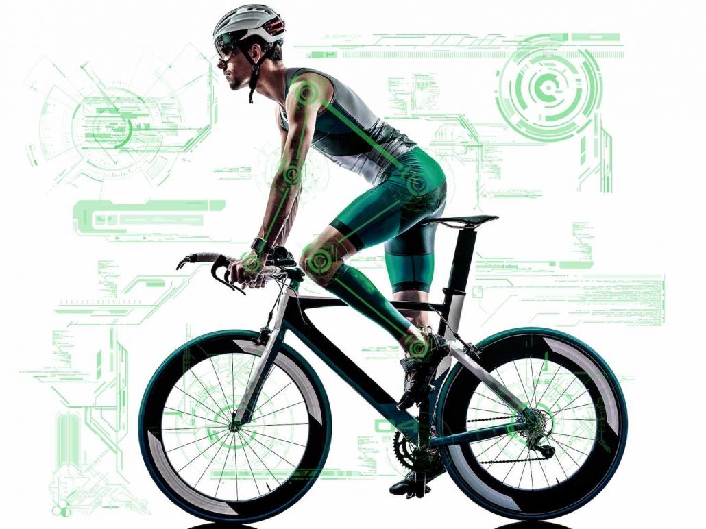 Estudio biomecánico ciclista en Toledo